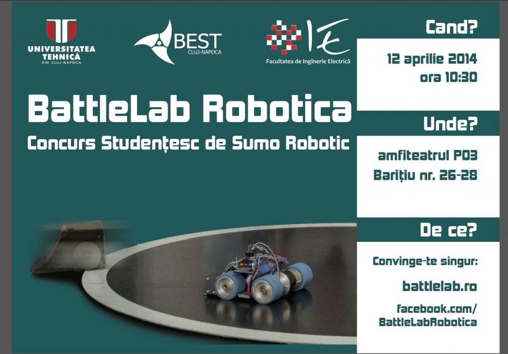 Afis BattleLab Robotica