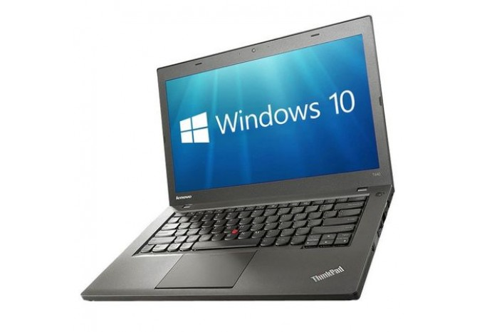 "Laptop Lenovo ThinkPad T440 14"", Intel Core i5-4300U 2.9GHz, 8GB RAM DDR3, 500GB HDD + Licenta Windows 8.1."