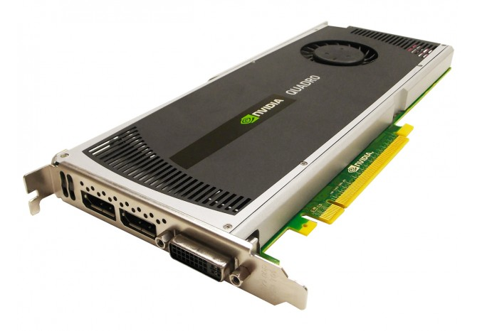 Placa video nVidia Quadro 4000 2GB GDDR5 256bit
